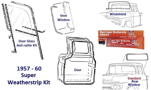 1957-60truckkit